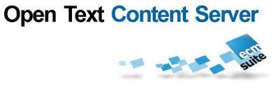 opentext content server suite
